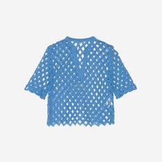 Top Edita - Tops & Chemises - Sandro-paris.com