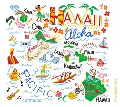 Posts about typographic art written by Julie Vasquez Hawaii Five 0, Hawaii Hula, Aloha Hawaii, Hawaii Life, Honolulu Hawaii, Hawaii Travel, Mexico Travel, Spain Travel, Happy Images