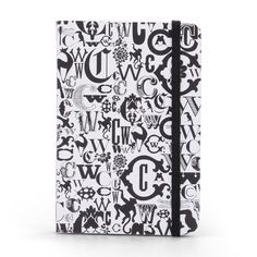 Whimsy Pattern Notebook, Small  $8.00