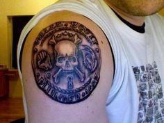 The Secret of Monkey Island #tattoo