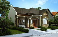 Attractive Hermoso Plano De Casa Con 3 Dormitorios Y 90 M2