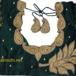 best saree blouse designs for girls http://punjabisuits.net/saree-blouse-designs/