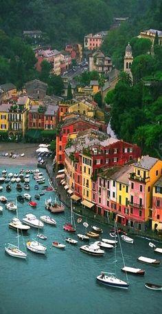 Portofino - Province of Genoa, Italy #toptravel #luxurytravel #amazingplaces bykoket.com/home.php