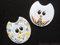 Édes szépségek | Porcelánfestő, aki mézeskalácsokra is szívesen pingál | Életszépítők