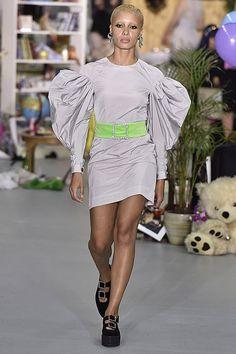 London Fashion Week - Ashley Williams ss17