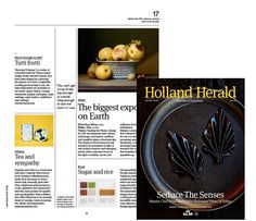 The in 's Holland Herald Magazine Good Enough To Eat, Holland, Chloe, Magazine, The Nederlands, The Netherlands, Magazines, Netherlands, Warehouse