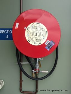 Is firefighting equipment on your cleaning schedule? - HACCP Mentor