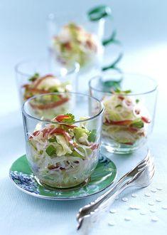Unser beliebtes Rezept für Scharfer Glasnudelsalat mit Gemüse und mehr als 55.000 weitere kostenlose Rezepte auf LECKER.de.