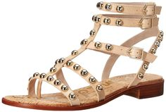 Sam Edelman Women's Eavan Gladiator Sandals > More infor at the link of image  : Gladiator sandals