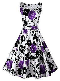 BeautyCreator Women's 1950s Hepburn Vintage Wiggle Floral Cocktail Dress (S, Purple Floral) BeautyCreator http://www.amazon.com/dp/B013YEJ2CK/ref=cm_sw_r_pi_dp_qiJqwb1RPWSA1