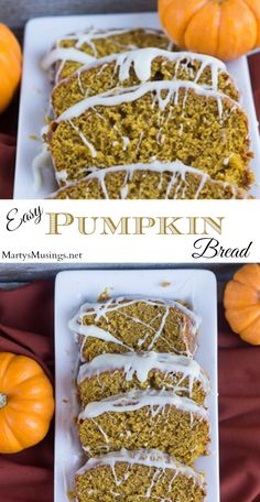 This easy pumpkin br