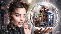 Jenna-Louise Coleman 2012 Doctor Who Christmas Special