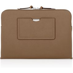 "Henri Bendel West 57th 13"" Laptop Case (£44) ❤ liked on Polyvore featuring accessories, tech accessories, otter, laptop sleeve cases, laptop case, henri bendel and padded laptop case"