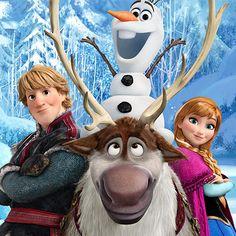 Elsa, Anna, Olaf o Sven ¿Qué personaje de Frozen eres?