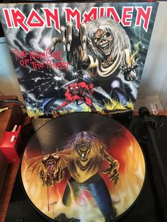 NEW SEALED VINYL RECORD 12 inch 33 rpm vinyl picture LP, deluxe gatefold jacket Universal Music, 2012 - originally released in 1982 Side 1: Invaders Children Of The Damned The Prisoner 22 Acacia Avenu
