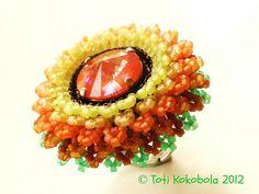 Reto Beads Perles Agosto 2012, Van Gogh