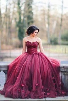 It's 2017! The traditional white wedding gown seems a little boring when there are so many colours, lengths, and silhouettes out there to choose from...