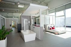 Bad, Loft, Furniture, Home Decor, Decoration Home, Room Decor, Lofts, Home Furnishings, Home Interior Design