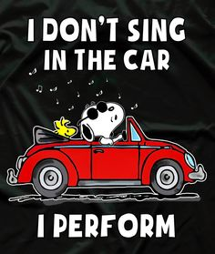 Happiness is singing to your favorite songs.