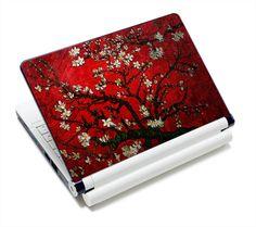 """Pas cher Cerise Floraison Portable Couverture de Peau Autocollant Tablet Décélération Protector Art Decal Pour 7 """"10"""" 12 """"13"""" 13.3 """"14"""" 15 """"15.6"""" Notebook PC, Acheter  Skins pour ordinateur portable de qualité directement des fournisseurs de Chine:   7"""" 10"""" 12"""" 13"""" 13.3"""" 14"""" 15"""" 15.6"""" Notebook Laptop Skin Decal vinly stickers Cover Tablet Decel Protector For LENOVO"""