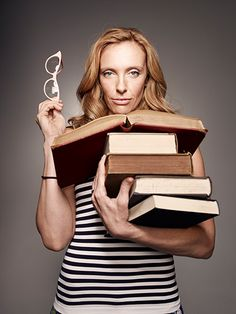 Toni Collette- so proud of this Aussie- her work is just incredible