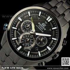 BUY Casio Edifice Neon Illuminator Chronograph Sport Watch EFR-537BK-1AV ed7ccfe1c3