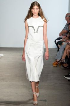 Derek Lam | Spring 2015 Ready-to-Wear Collection | Style.com