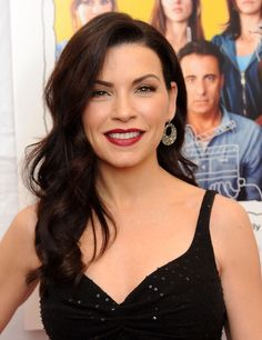 Julianna Margulies... Love her on The Good Wife!