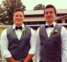 Tyler Joseph & Michael Gibson