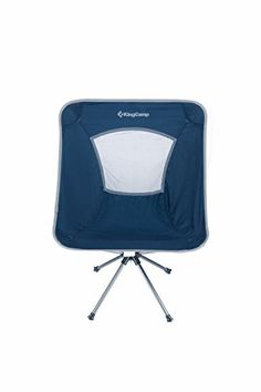 Kingcamp 360 Rotation Swivel Packlight Chair Ultra light Aluminum Frame Swivel Packlight Chair ** Be sure to check out this awesome product. Camping Chairs, Frame, Sports, Outdoor, Picture Frame, Hs Sports, Outdoors, Frames, Sport