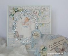 """Beautiful """"Sweet Baby"""" collection, from Pion Design♥"""