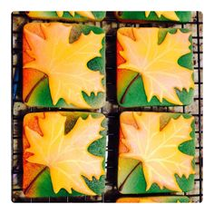Fall Leaves   Cookie Connection