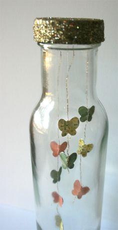 Butterflies in a Bottle | Cosmo Cricket