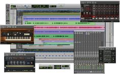 Mastering this program(protools) is whats driving me at the moment. I wanna be able to use this program and have control over all its functions. Know it from A to Z. I am able to get around it now but i feel like im cheating myself and the people that im working with by not knowing it fully. My goal is to change that through mastery of this program.  Image Credit:http://free-loops.com/images/pro-tools-8-large.jpg