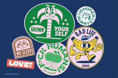 Brice Font Family by Studio Sun on Badge Design, Logo Design, Branding Design, Branding And Packaging, Font Family, Grafik Design, Stickers, School Design, Sticker Design