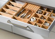 Innenorganisation #Kueche #Zubehoer #Ausstattung http://www.kuechensociety.de/zubehoer.html