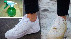Όλοι μας γνωρίζουμε πως είναι πολύ δύσκολο να διατηρήσουμε καθαρά τα λευκά μας παπούτσια. Αλλά μην ανησυχείτε. Θα σας δείξουμε…