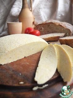Сыр по-словацки - кулинарный рецепт