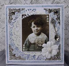 gorgeous vintage card inspiration