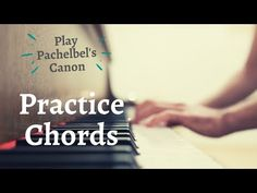 Pachelbel's Canon (FREE) Piano Lesson Series Free Piano Lessons, Pachelbel's Canon, Piano Tutorial, Tutorials, Cards Against Humanity, Songs, Play, Learning, Music