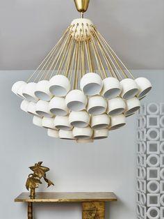 Paris Flea Markets, Chandelier, Wow Products, Contemporary Design, Ceiling Lights, Photo And Video, Vintage, Studio, Lighting