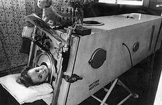 The Free Information Society - Polio Iron Lung, Jonas Salk, Thing 1, Vintage Medical, Medical Field, Medical History, Interesting History, The Good Old Days, The Past