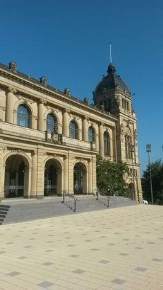 WUPPERTAL Stadthalle