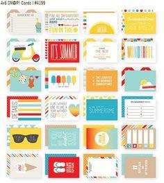 SummerSnapSet_4199 #simplestories #snap sets