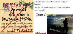 bibeltagebuch: Wir wollen ein besseres Leben, mit Sündenvergebung...