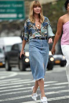 New York Fashion Week Street Style | British Vogue