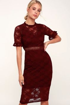 42c49ecea794 Cute Lace Dresses in the Latest Styles | Find a Sexy Lace Dress That's  Trendy and Affordable