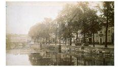1892 De Haven gezien vanaf de Tolbrug