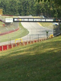 Mid-Ohio Sports Car Course in Lexington, OH