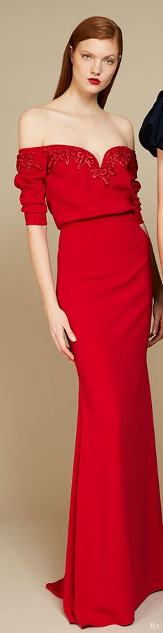 Pre-Fall 2018 Badgley Mischka